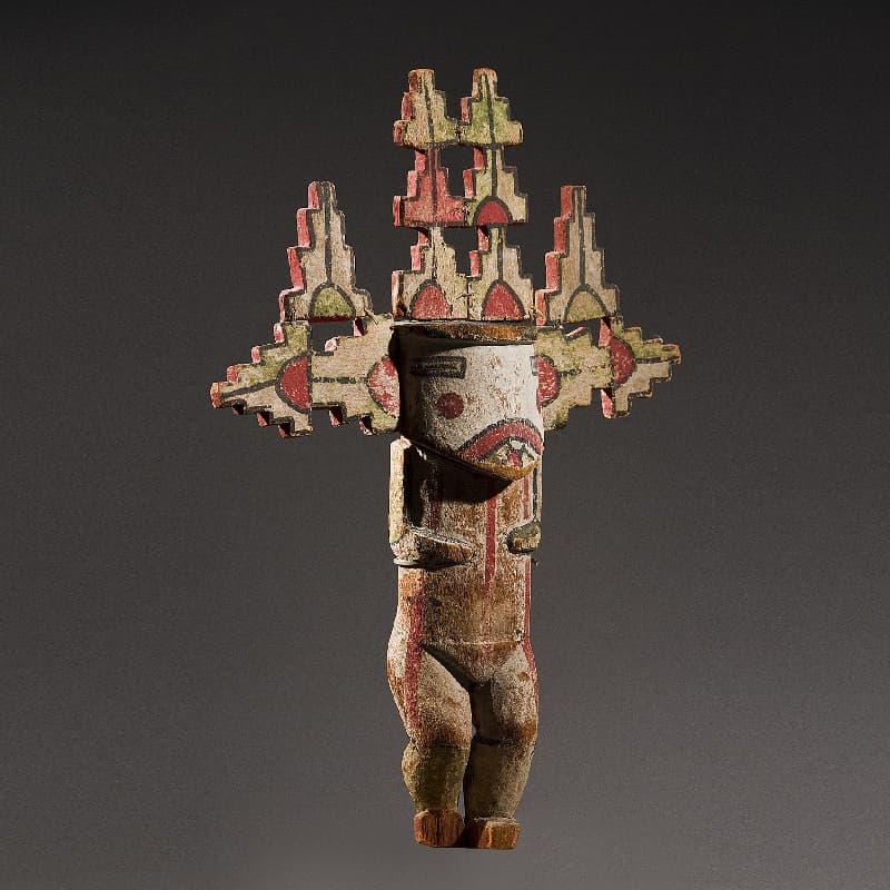 AMERICA KACHINA HOPI Arte y ritual Gallery