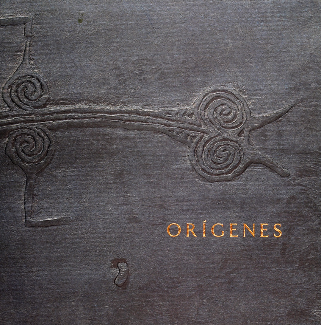 ORÍGENES Contemporary Artists inspired by Primitive Art, Cyprus Art Gallery, Girona 1995