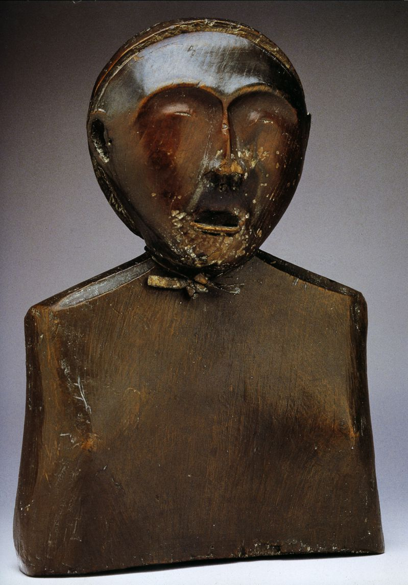 Origénes - Busto sin título
